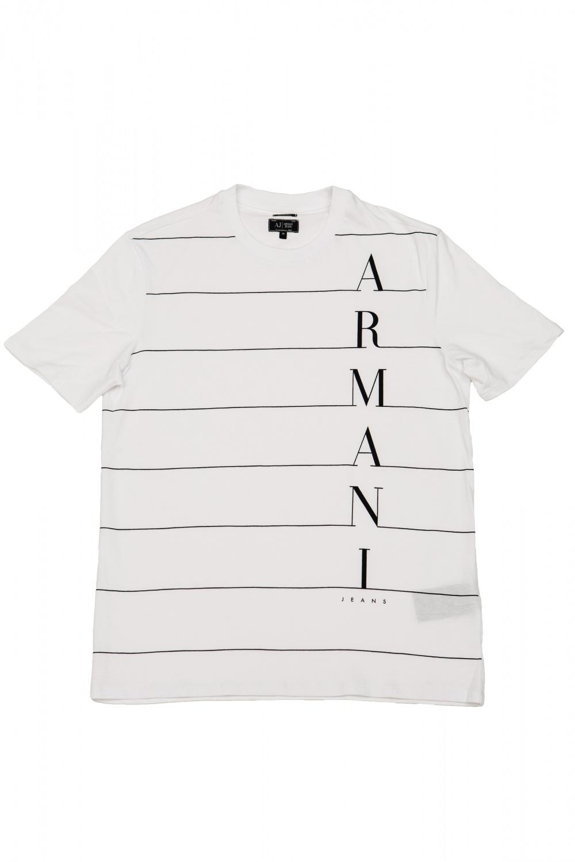 61f7601c512 Мужская футболка Armani Jeans
