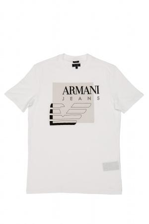 Мужская футболка Armani Jeans, размер S, M
