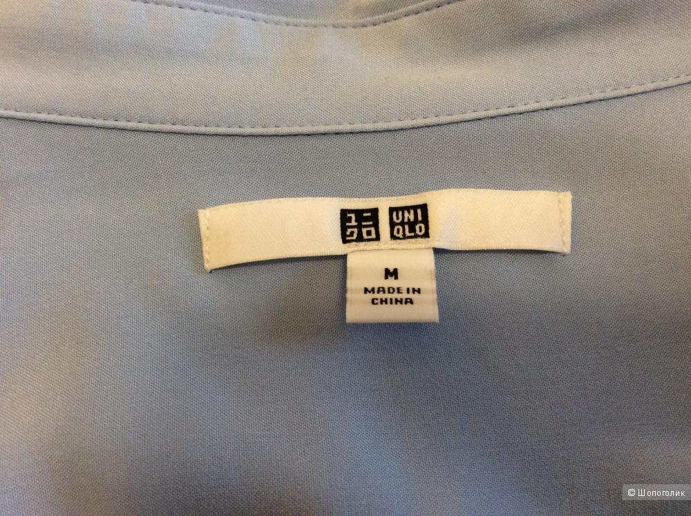 Блузка-рубашка Uniqlo р.М