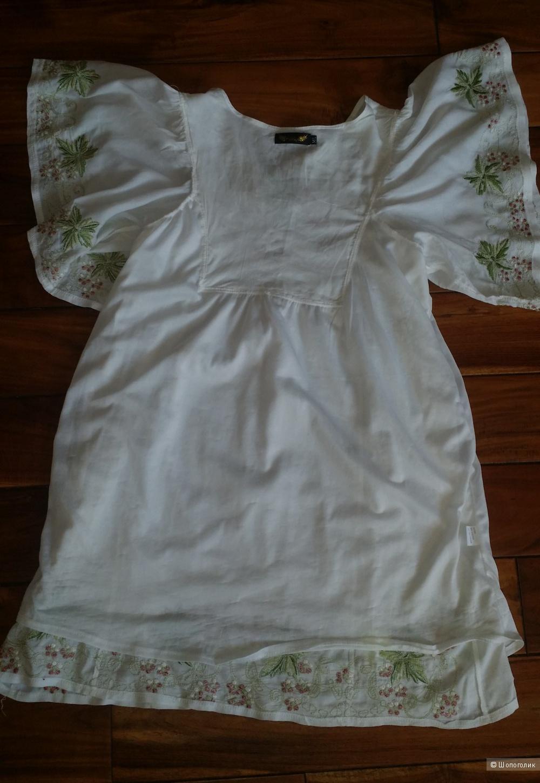 Платье-туника M\L