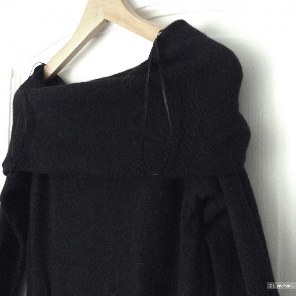 Шерстяное платье Massimo Dutti, S