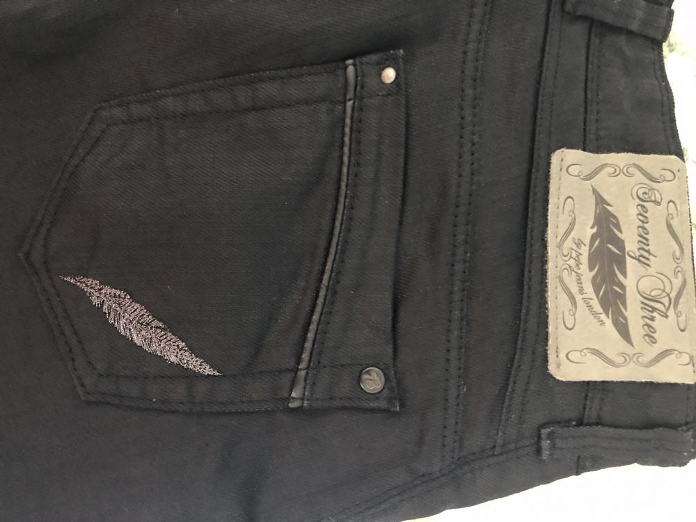 Джинсы Pepe Jeans (модель Nina) р-р 29