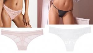 Трусики Victoria`s Secret размер S (сет из 3х шт)