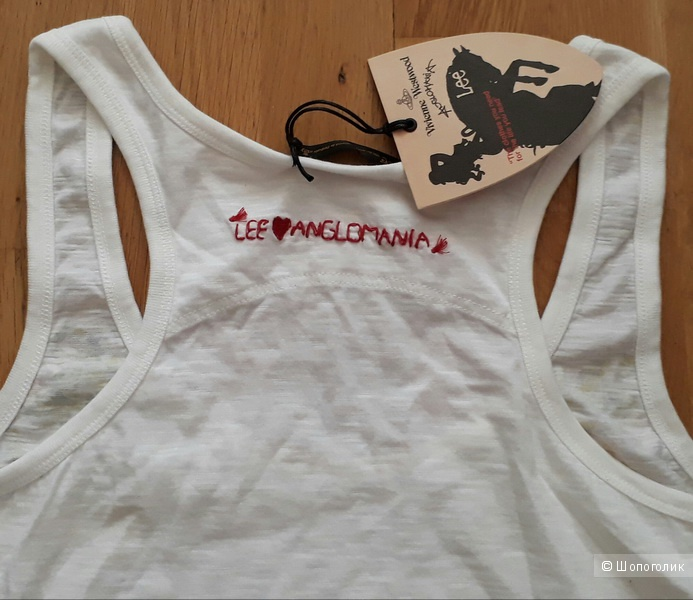 Майка Lee Vivienne Westwood Anglomania for Lee, размер M