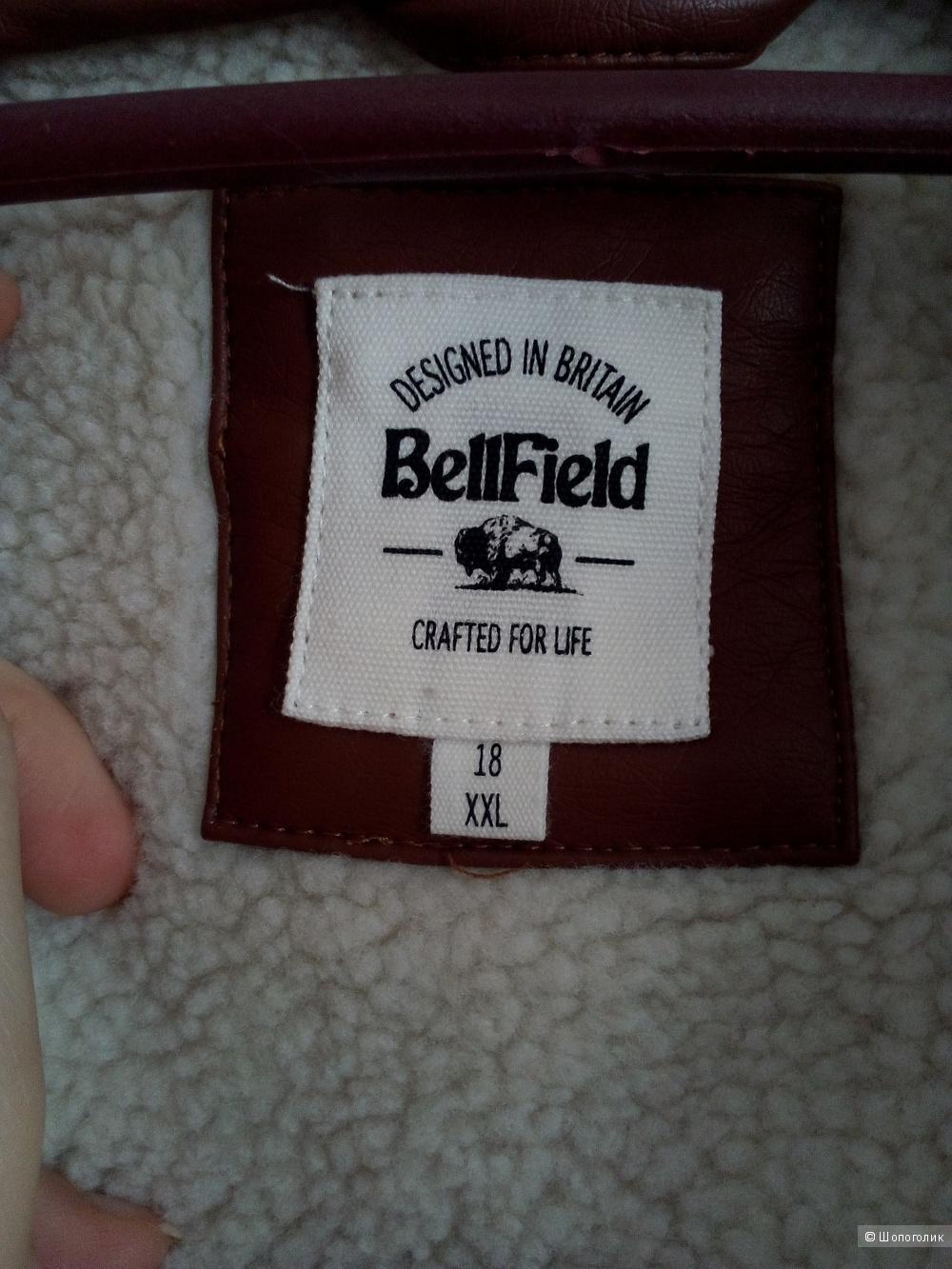 Дубленка  Bellfield, размер 50-52