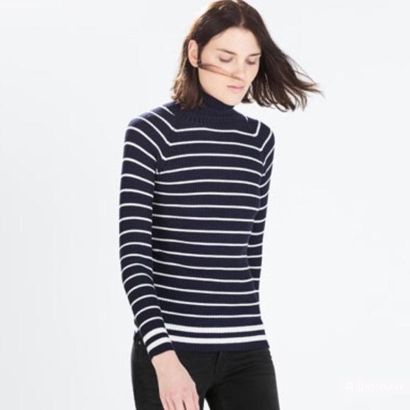 ZARA BASIC водолазка свитер  размер М
