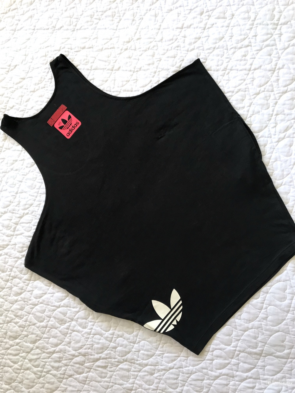Топ-платье adidas originals, размер 40