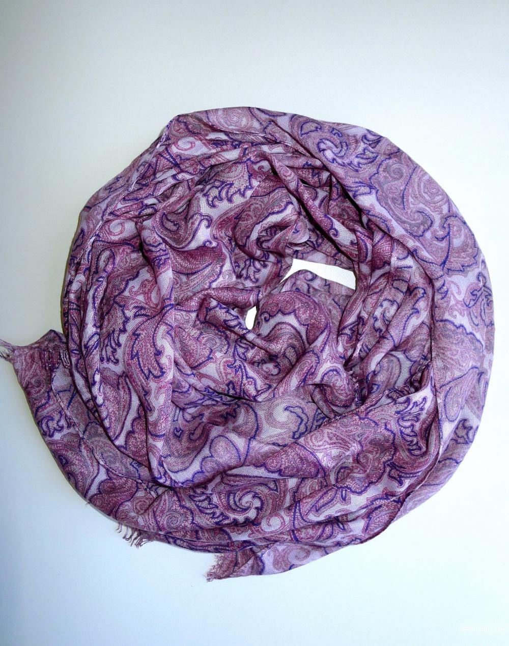 Massimo dutti шарф палантин
