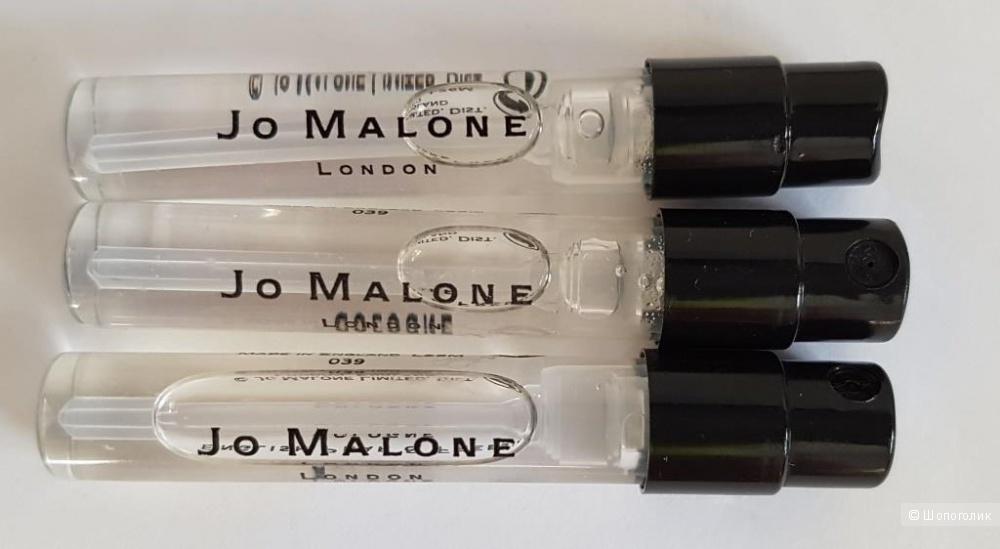 Парфюм  Jo Malone English Pear and Fresia-  сет 3 шт Х 1,5 мл