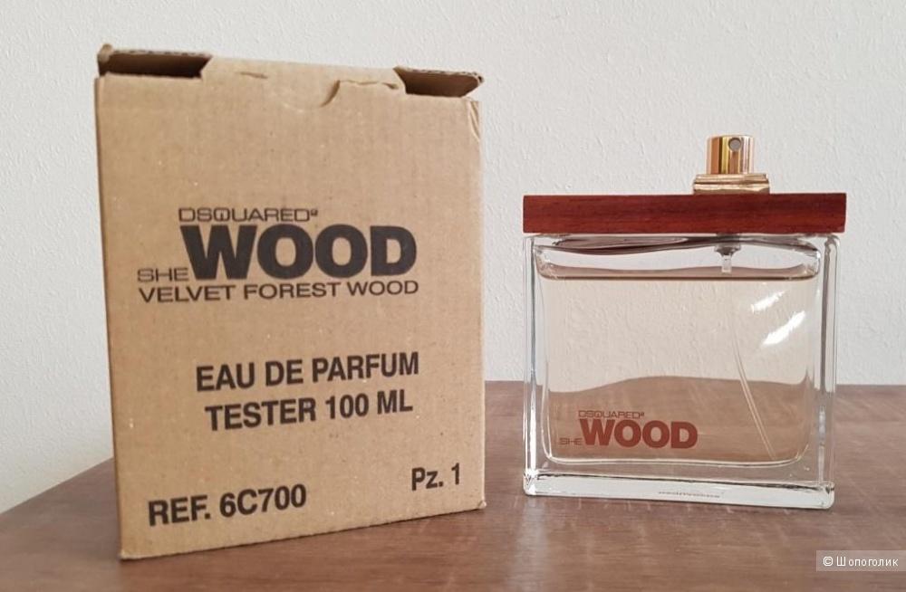 Парфюм Dsquared2 - She Velvet Forest Wood -ПВ 97/100  мл