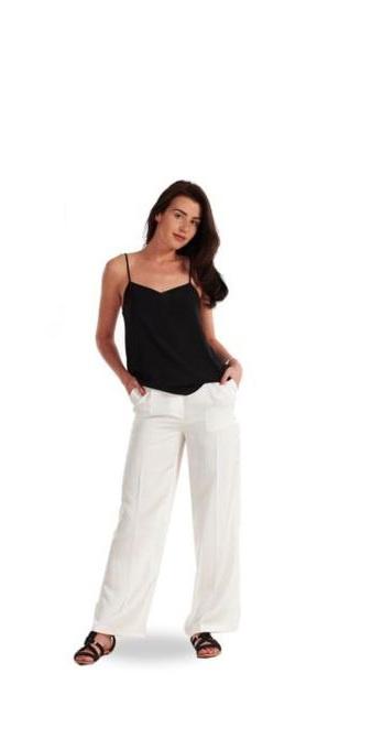 Льняные брюки INC, размер 2