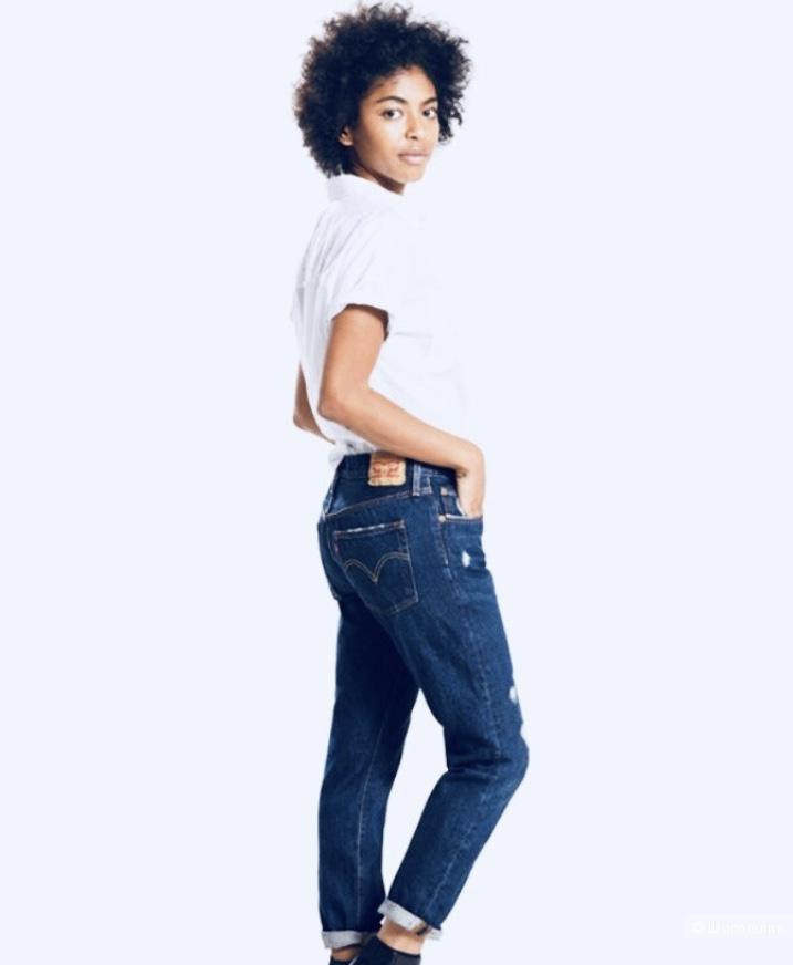 Levis 501 taper джинсы  29 длина 28