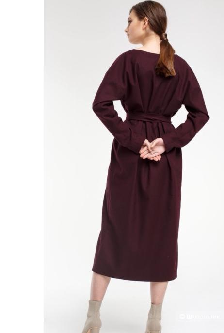 Ushatava платье-кардиган размер S, подходит как onesize