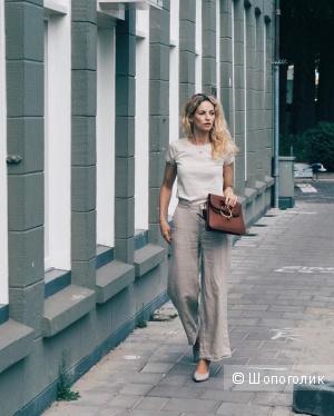 Льняные брюки Calvin Klein, размер S