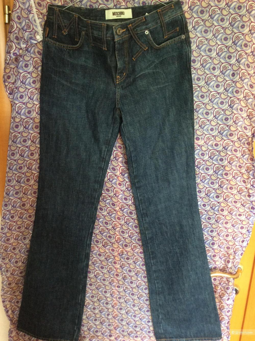 Джинсы Moschino jeans, размер 29.