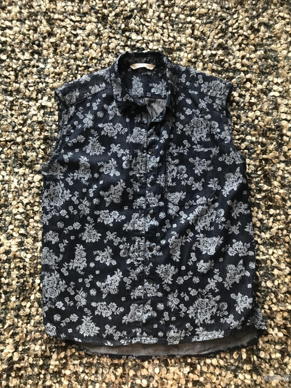 Рубашка Mango 42-44 размера