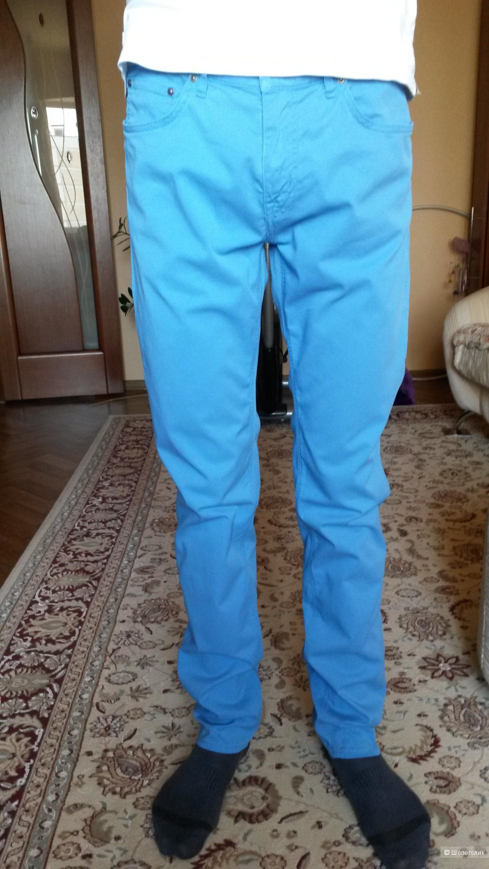 Летние мужские брюки Gant р-р М (46)