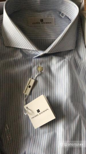 Рубашка мужская PIERE BALMAIN, р.42