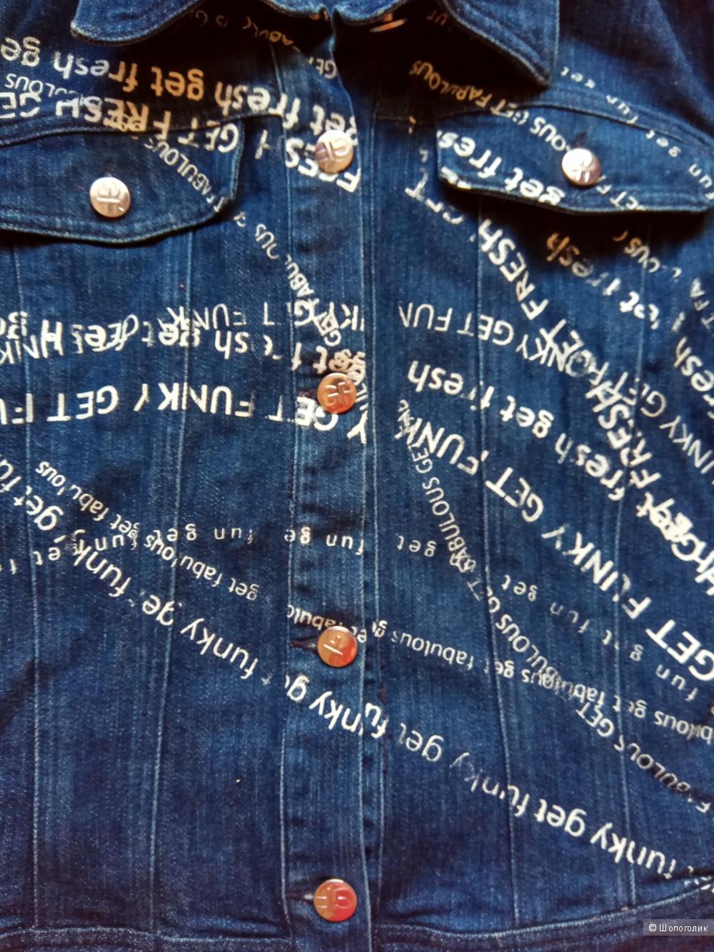 GF Ferre,куртка джинсовая,M,L