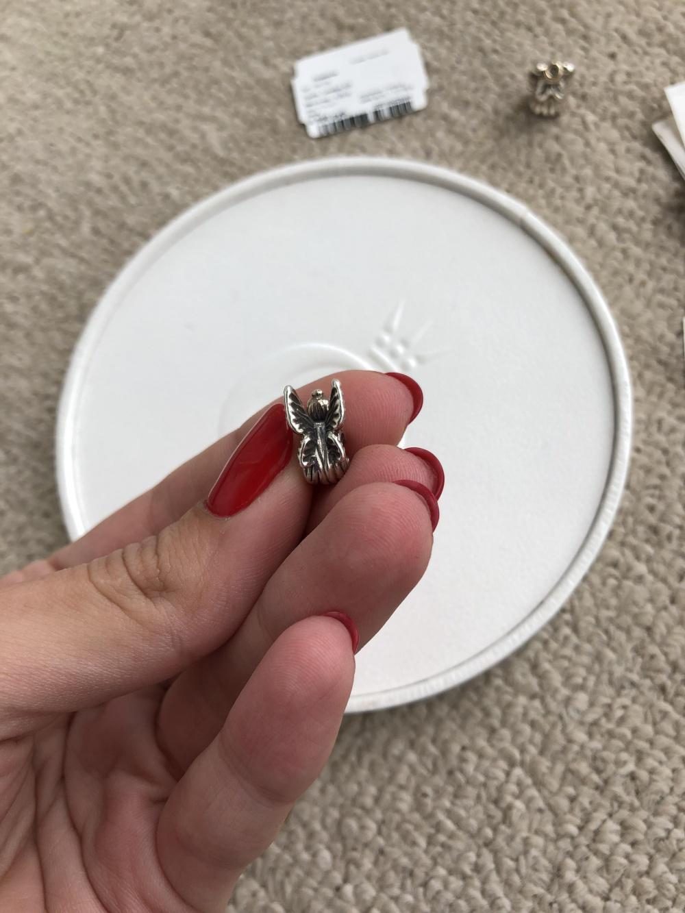 Pandora шарм нимфа