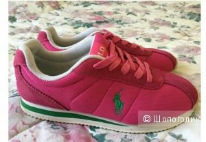Polo Ralph Lauren Slider Sneaker: кроссовки, 38.5-39