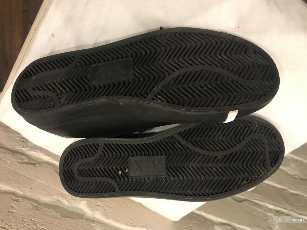 Кеды Armani черные 38 размер