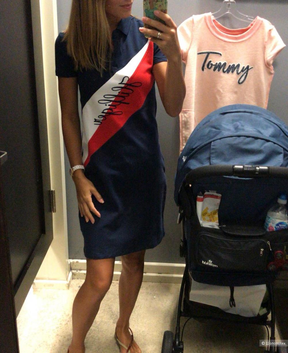 Платье Tommy Hilfiger, S