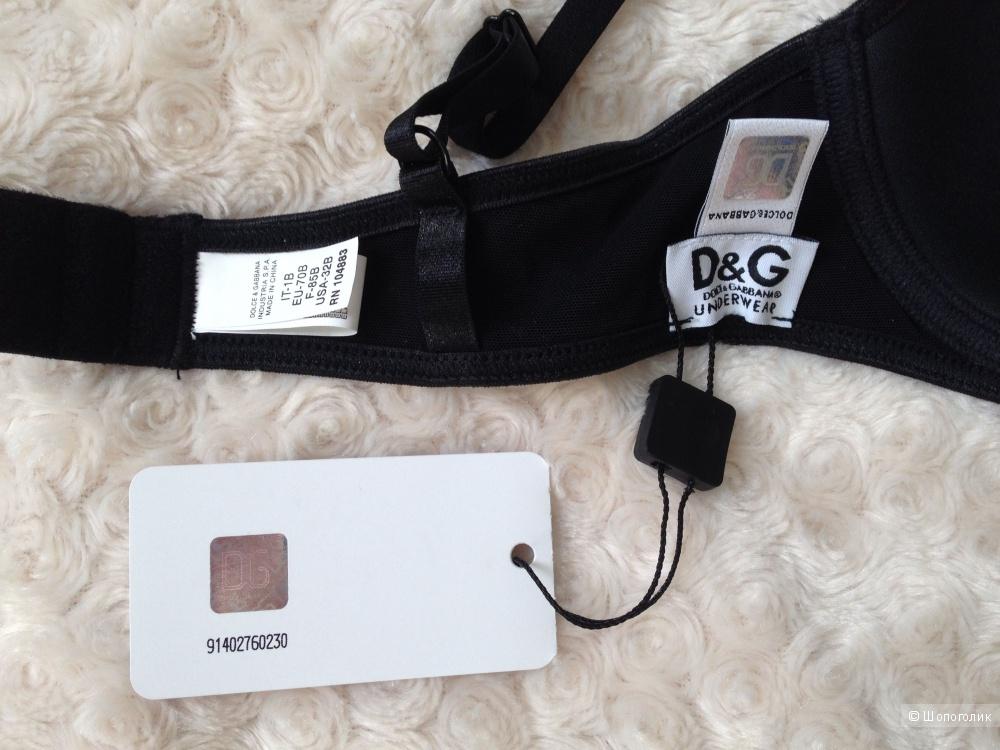 Бюстгальтер D&G underwear размер I В IT / 70В