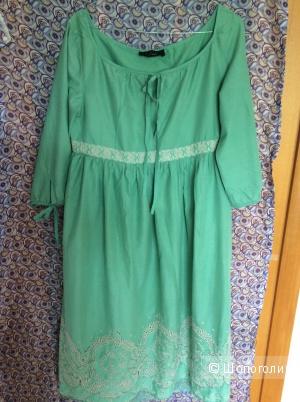 Платье в стиле бохо Twin-set by Simona Barbieri, размер 44