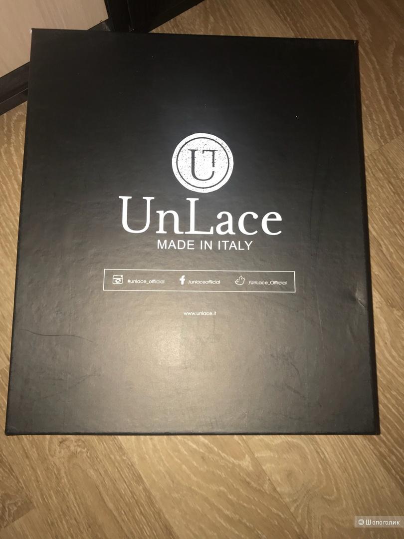 Кеды (кроссовки), UNLACE, 39 размер