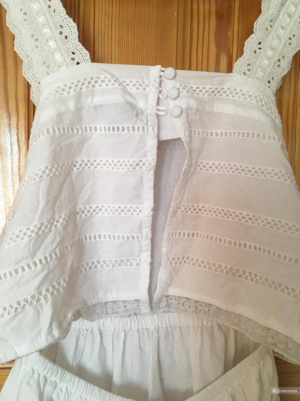 Платье сарафан Topshop, S