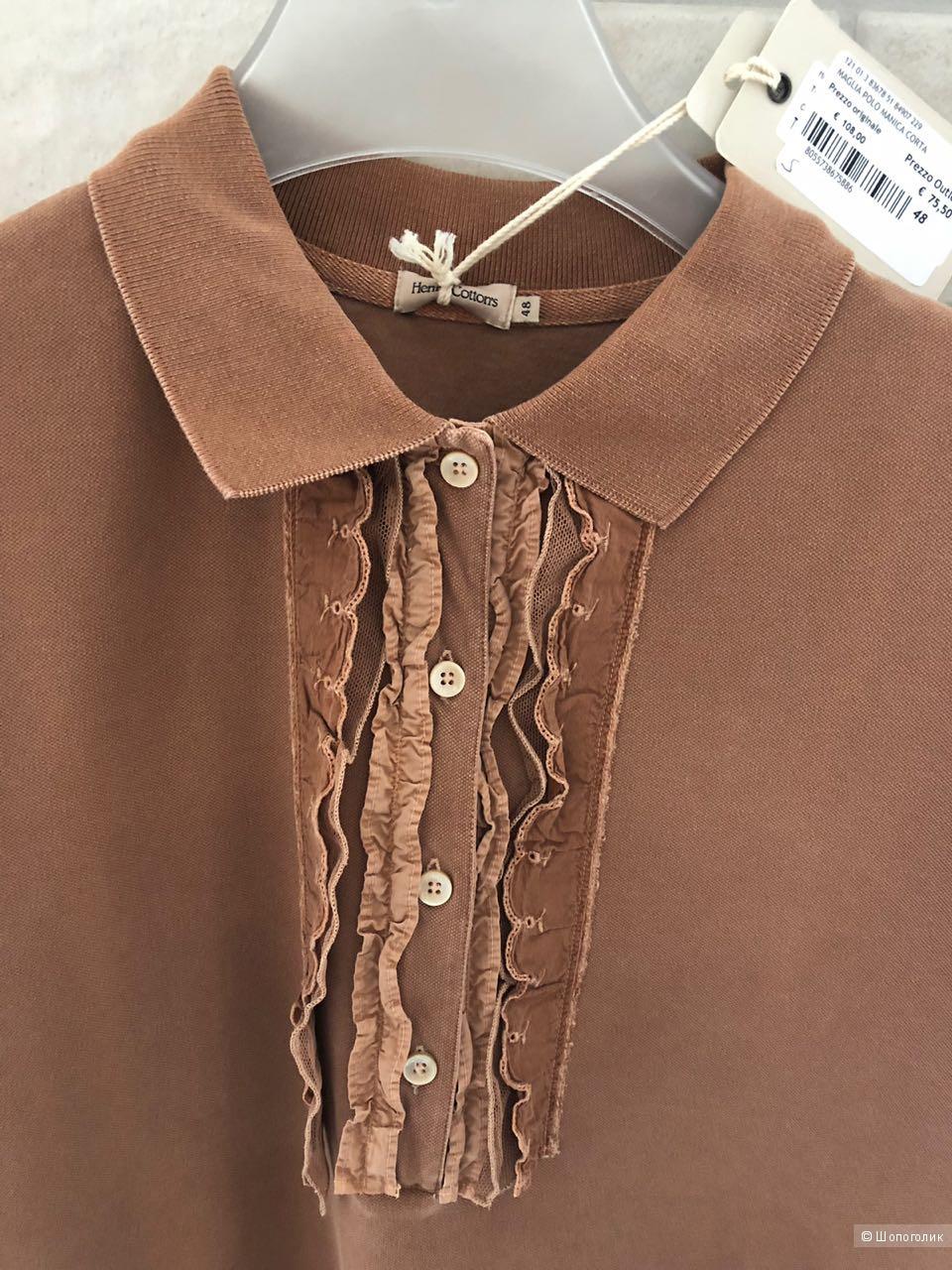 Поло Henry Cotton's, размер 50