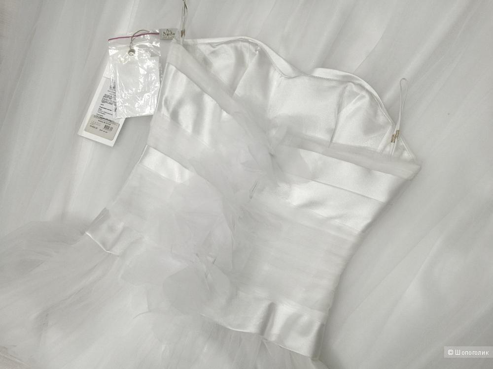 Свадебное/ вечернее платье. Раpilio.40+/42/42+