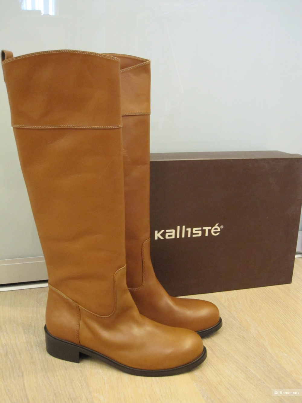 Сапоги KALLISTÈ, размер 40EU