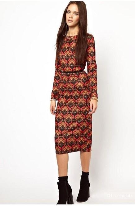 Платье Glamorous размер UK 14 на рос. 44-46