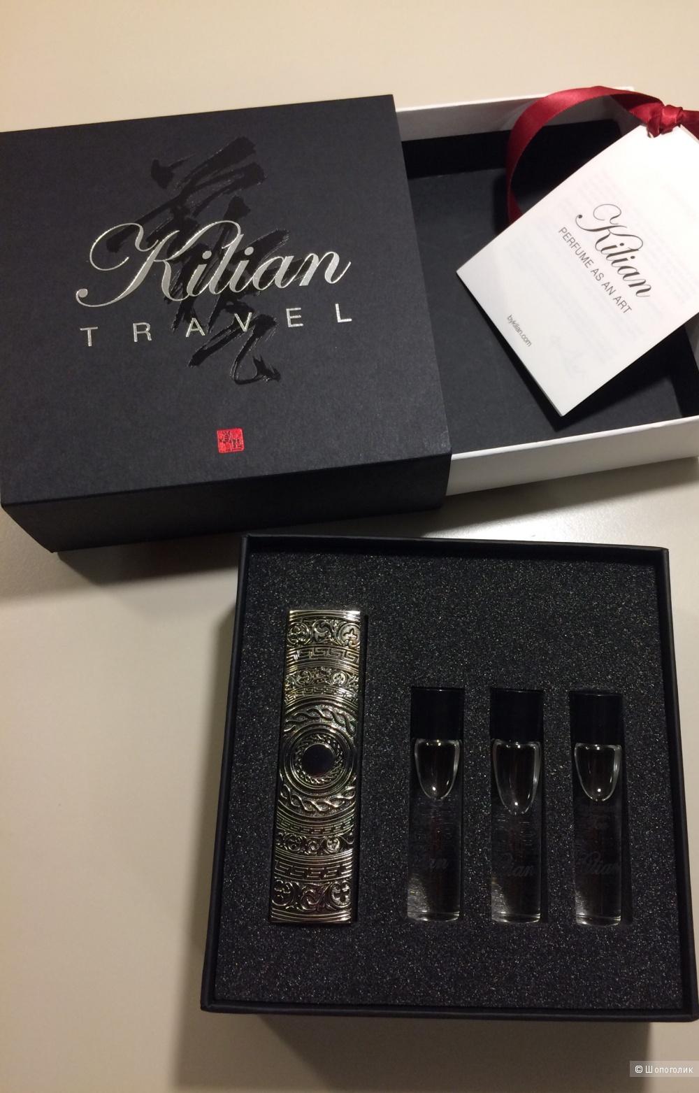 Дорожный набор Kilian Travel  Imperial Tea 4x7,5 мл.
