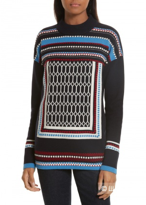 Tory Burch свитер р.М