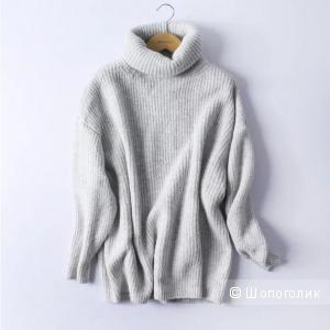 Свитер Zara размер М oversize