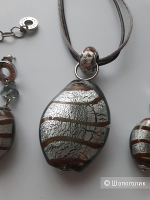 Комплект из муранского стекла Antica Murrina