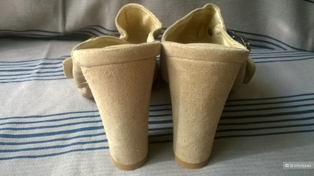 "Туфли босоножки сабо ""MEGAPOLIS by M.Shoes"" р.35"
