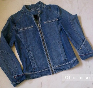 Джинсовая куртка MEXX. размер 46