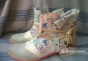 "Сапоги ботинки ""Сharme"" р.38"
