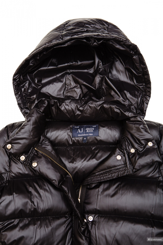 89055a9b32b5 Женский пуховик Armani Jeans, размер 40 ( XS S ), в магазине Другой ...