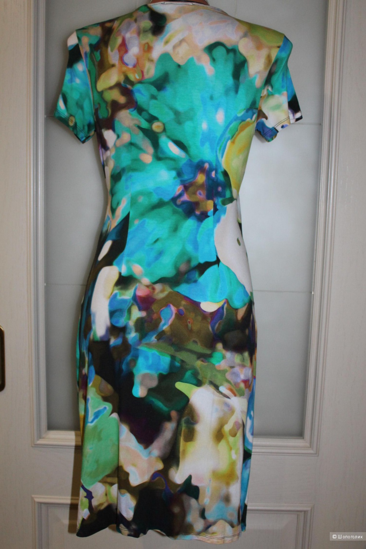 Платье с запАхом  COMMA, размер нем. 34