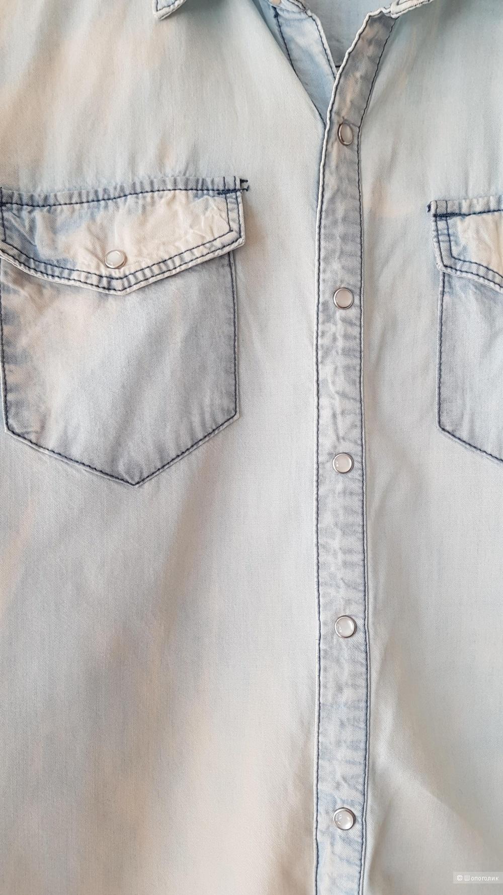 Рубашка H&M, 38 размер