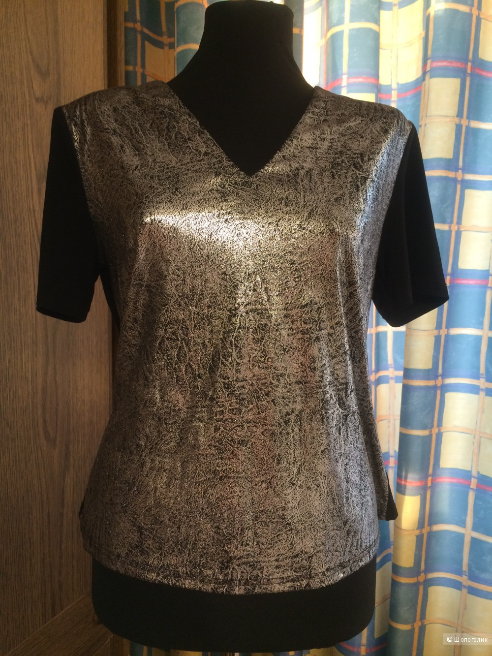 Блузка-футболка TETRABELL размер 50
