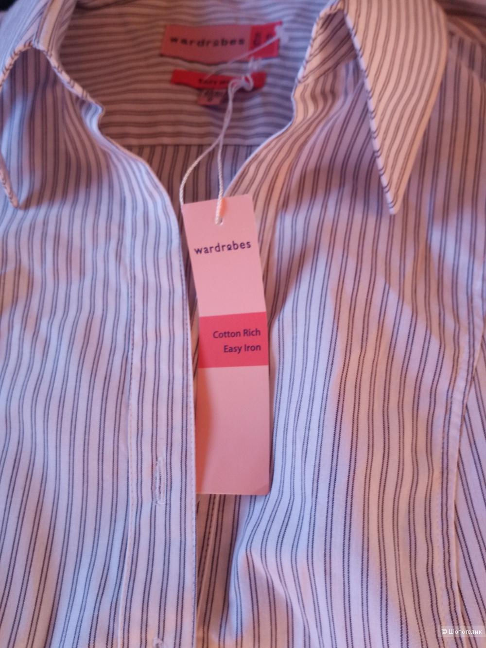 Рубашка Wardrobes р.46