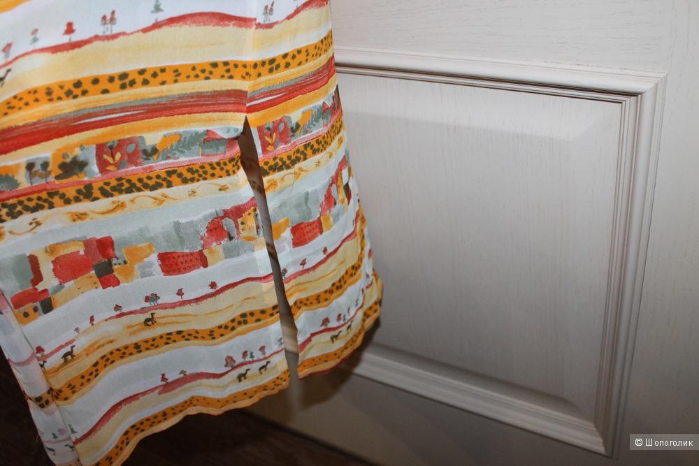 Юбка с запАхом  DUO, размер нем. 42