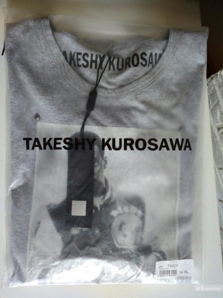 Футболка Takeshy Kurosawa, размер 50