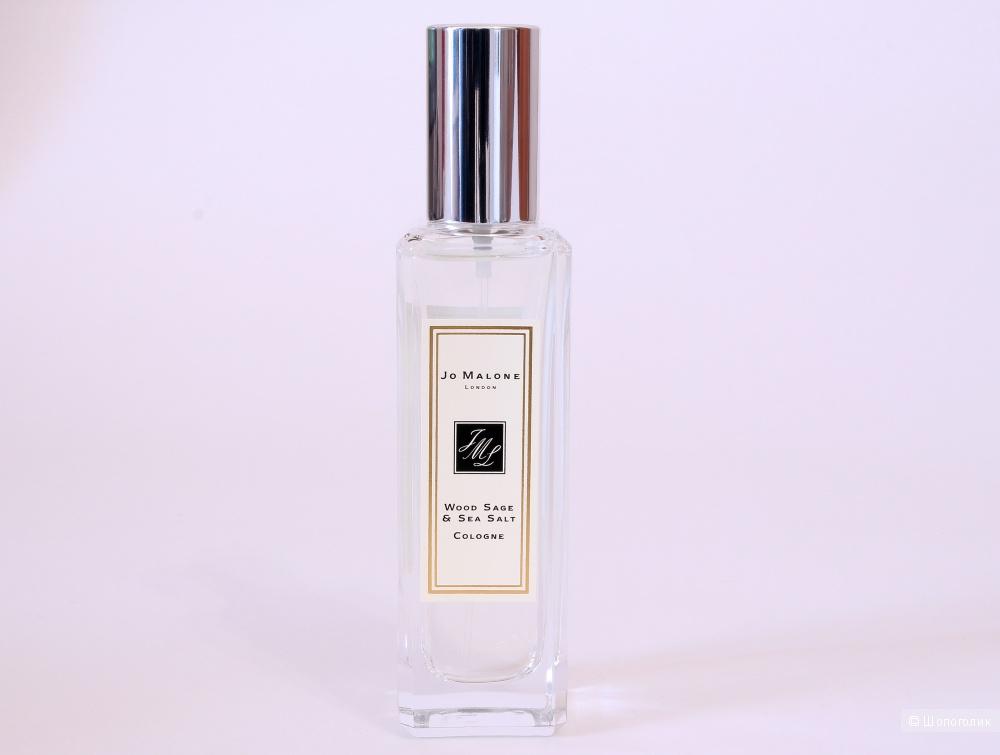 Jo Malone, Wood Sage & Sea Salt. (Cologne) 30мл.